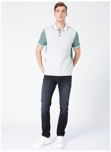 Fabrika Comfort Fabrika Comfort Ladoga Mint Erkek Polo T-Shirt Yeşil